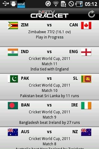 NDTV Cricket 2