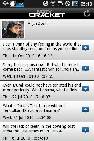 NDTV Cricket 4