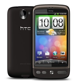 Android 2.3 Gingerbread HTC Desire