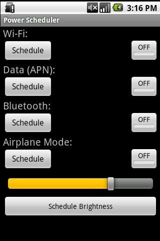 Power Scheduler 1
