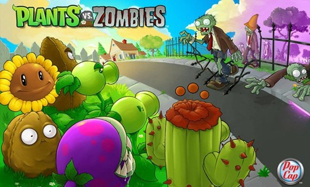 Android Market Plants vs Zombies