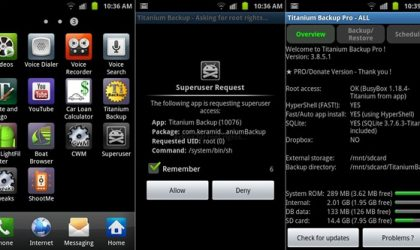 Root XXJVP Android 2.3.4 Firmware on Galaxy S. Installs ClockWorkMod (CWM) Recovery too!