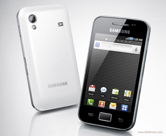 Android 2.3 Galaxy Ace