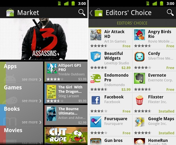 android market apk download