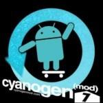 CyanogenMod 7.1 RC1 HTC Desire