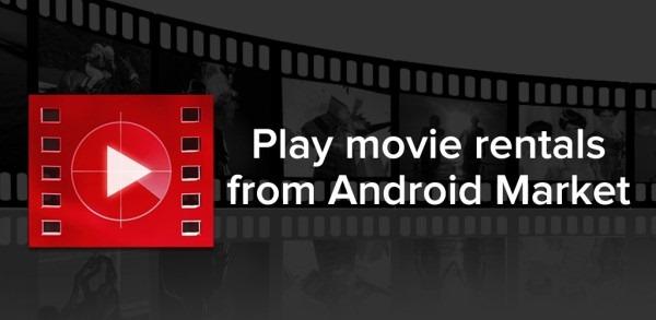 Google Videos Android App