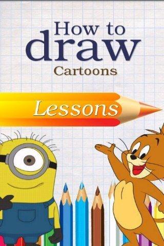 How to Draw cartoons