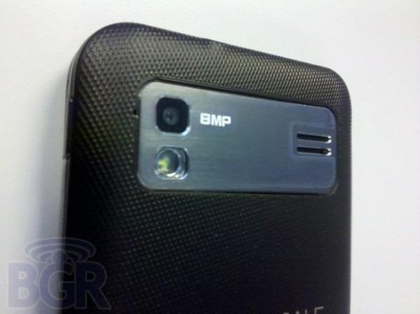 Samsung Attain Back