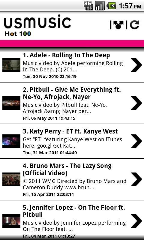 US-Music-Charts