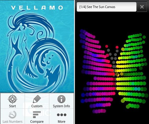 Vellamo Android App