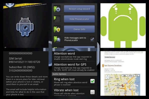 Recovery Lost Android Phone