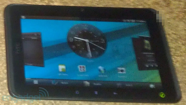 Upcoming Android Tablet