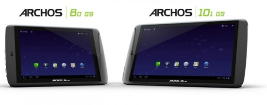 Archos Turbo Tablets