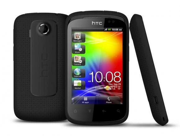 HTC Explorer Android 2.3 Phone