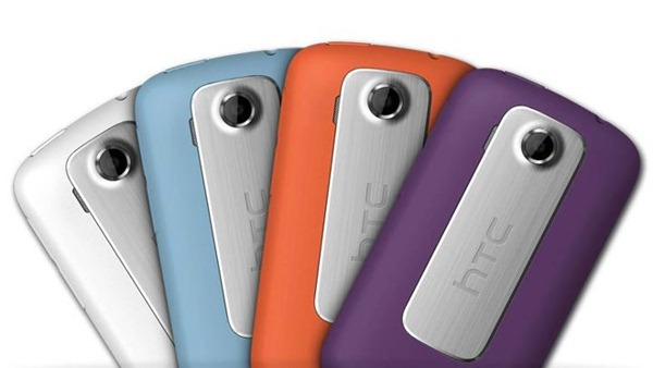 HTC Explorer Colors