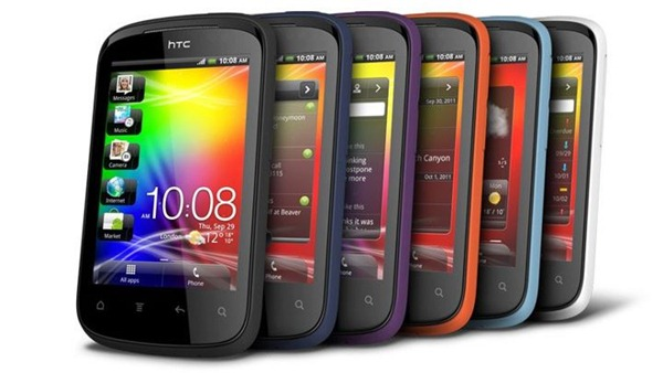 HTC Explorer Low End Phone