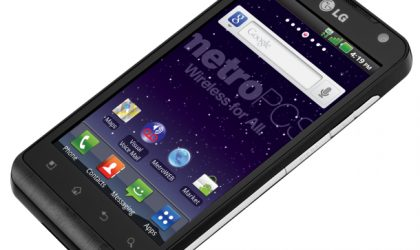 MetroPCS Launches its Second LTE device, the LG Esteem MS910