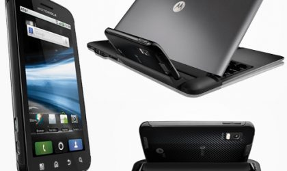 Motorola Atrix 2 for AT&T: Name and Specs Confirmed