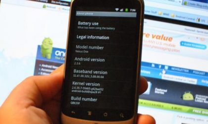 Nexus One Gets Android 2.3.6 Update