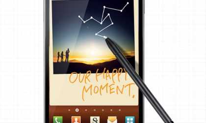 Samsung Galaxy Note Release Date: November 2011. Mark it on your Calendar!