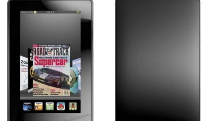 Amazon Kindle Fire Specifications and Expected Price Revealed