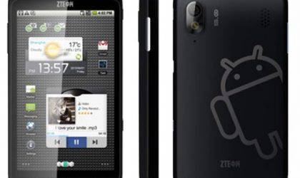 ZTE Skate Launches All Over The World, Coming Soon To US