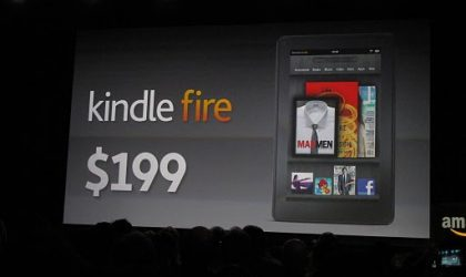Over 250,000 Kindle Fire Tablets Already Pre-Ordered in Just 3 Days