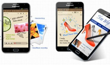 Galaxy Note Release Date: It's this month in Europe.