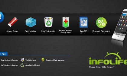 Install Apps (.apk files) from SD Card using 'Easy installer' app