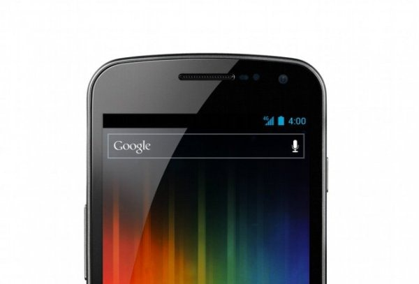 Galaxy Nexus Launch Date Confirmed
