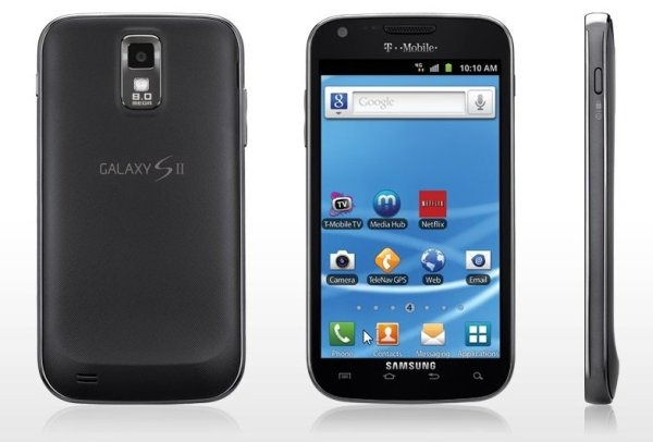 Galaxy SII T-Mobile T-989 Overclock