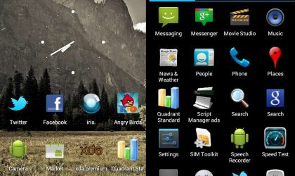 Ice Cream Sandwich port for the Samsung Vibrant
