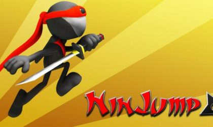 NinJump ─ the easy, fun and sweet Android game