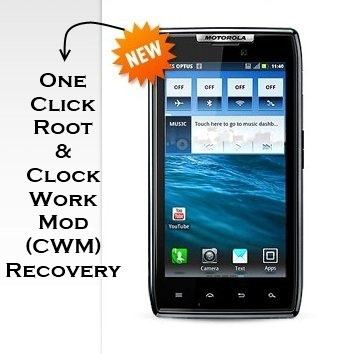 One Click Root for Motorola Droid Razr