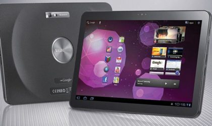 Android 3.2 Update for Galaxy Tab 10.1 — JJKJ6 Firmware