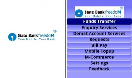 State Bank Freedom Android App – Banking Through Mobile