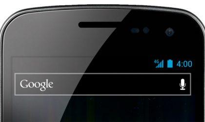 The Galaxy Nexus has Male TTS voice??