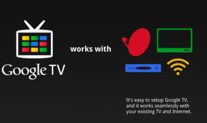 LG may launch its first Google TV at CES in January 2012