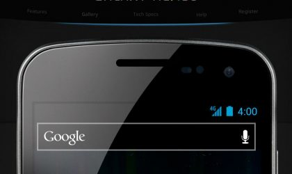 Shipping Galaxy Nexus Basebands