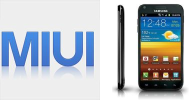MIUI ROM for the Samsung Epic 4G Touch is here