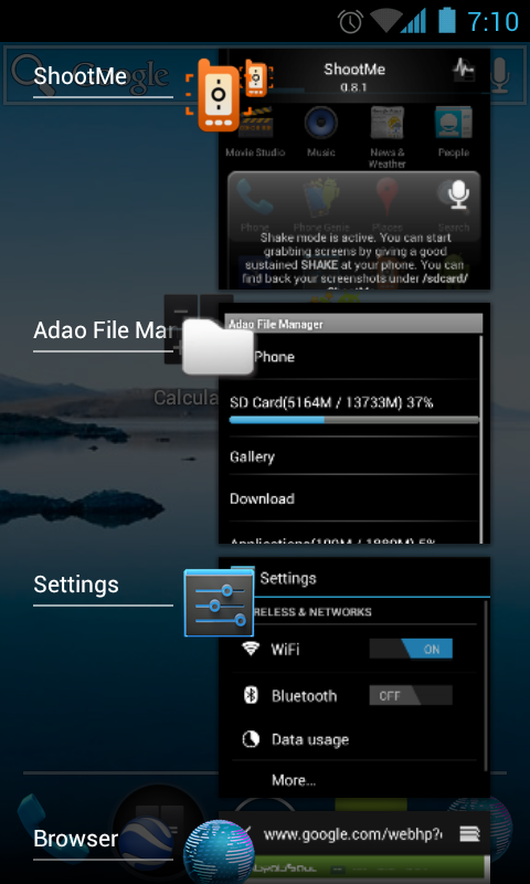 Android 4.0 Ice Cream Sandwich (ICS) Update for Galaxy S ...