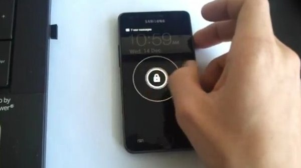 Galaxy S2 Android 4.0 Leak