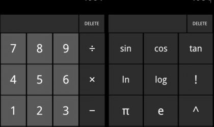 Get the Ice Cream Sandwich Calculator App on your non-ICS Android phone