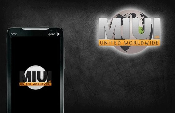 MIUI HP Touchpad