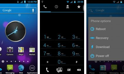 Install Ice Cream Sandwich Themed Android 2.3.6 ROM on  the AT&T Galaxy S2