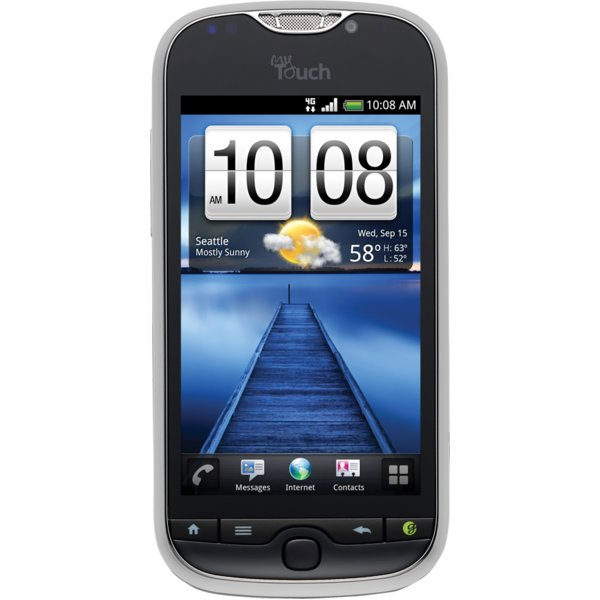 Install Ice Cream Sandwich with Sense Launcher on HTC myTouch 4G. No ...