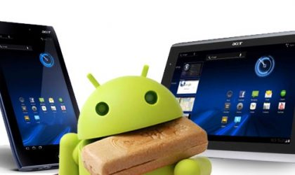 Ice Cream Sandwich for Acer Iconia A500. Thanks to Developer thor2002r0