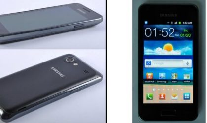 Dual Core Galaxy S Advance Spotted!