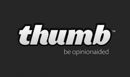 Thumb Android app – The Simplest Way to Ask Questions and Get Answers