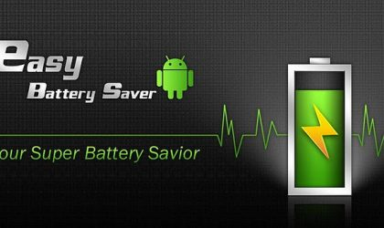 Improve Battery Life of your Android Phone with 'Easy Battery Saver' Android app